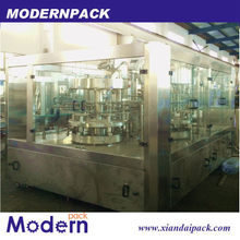 Milk aluminum foil sealing filling machine